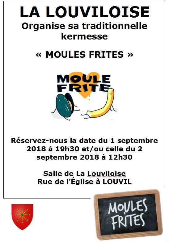 Moules Frites 2018