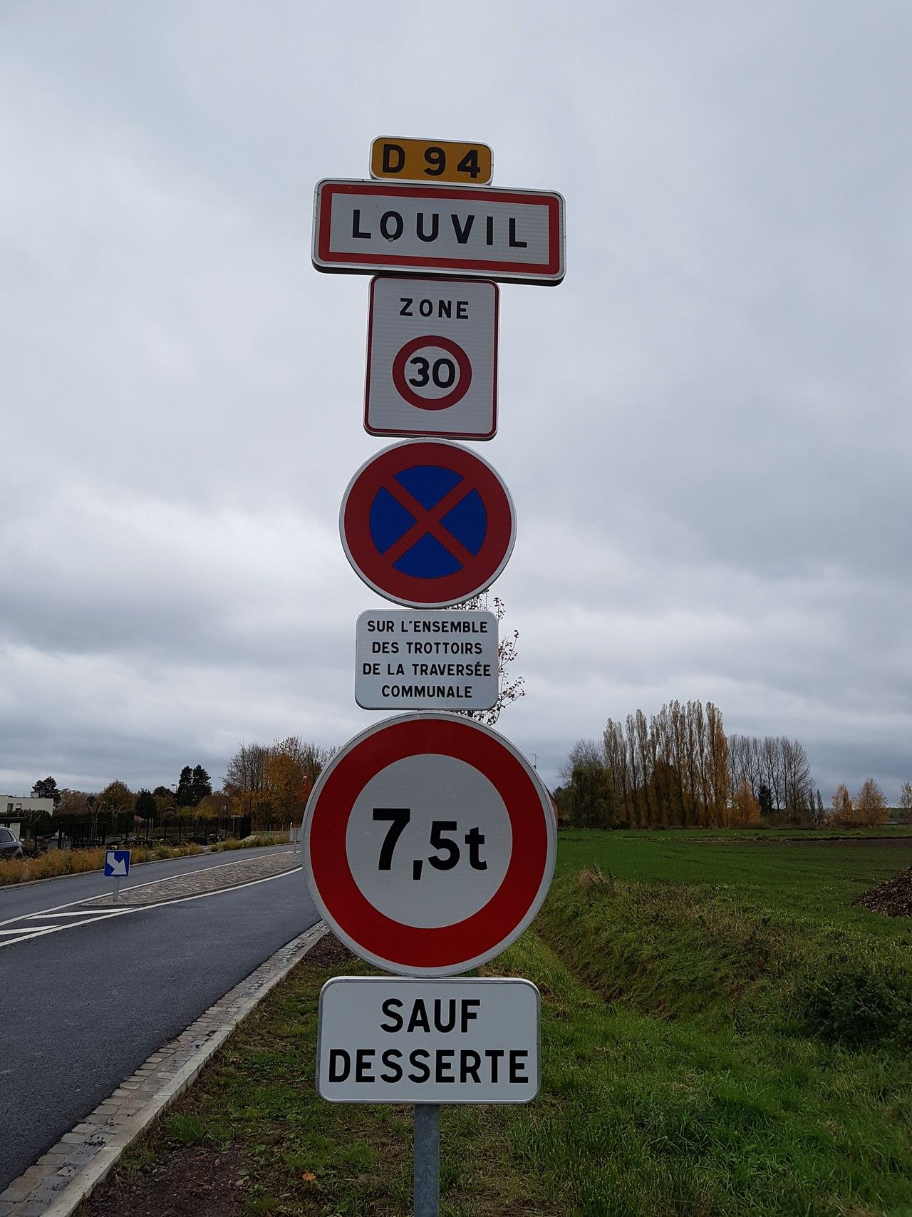 Interdictions et code de la route