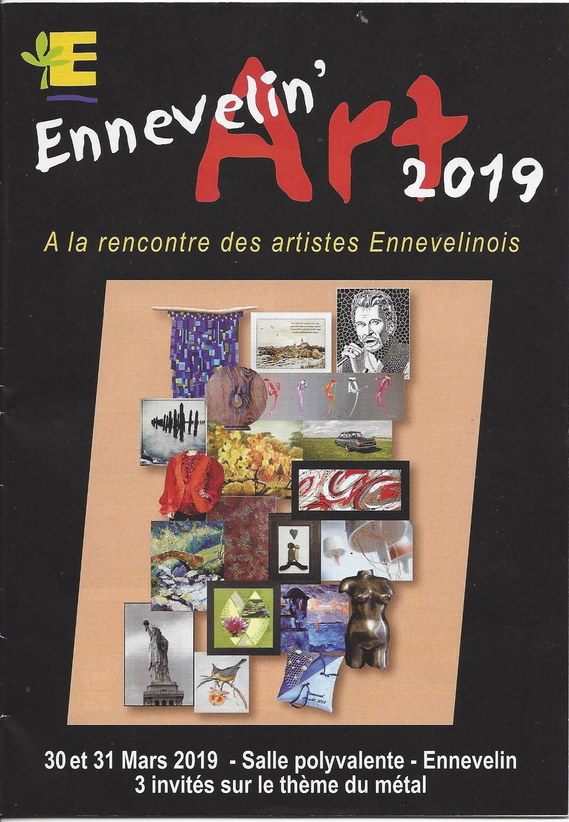 ENNEVELIN'ART 2019